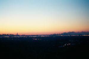 sunrise on 9/12